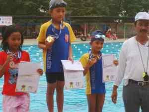 Best swimmer SD Pemula,,,,